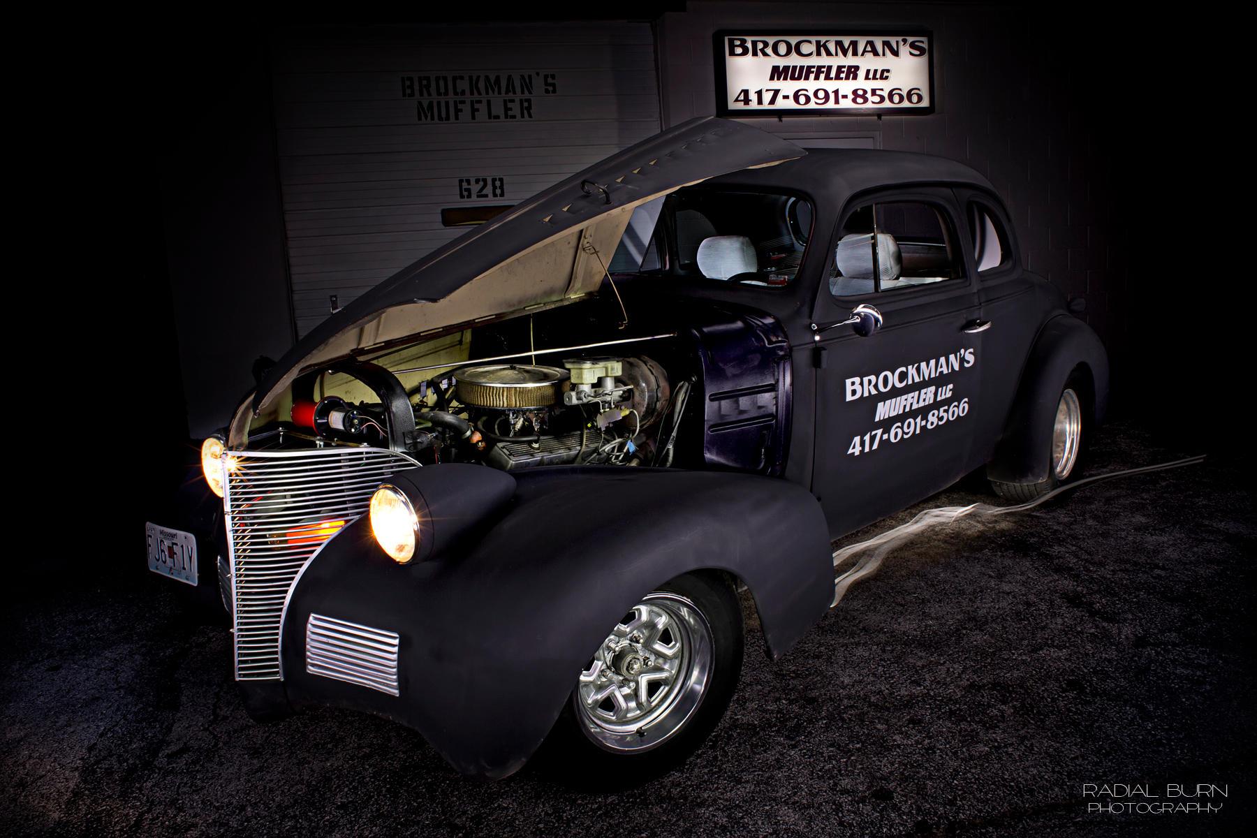Brockman's Muffler image 39