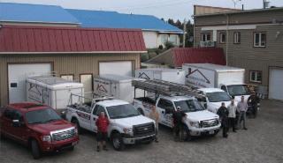 Aluminium L Hawkins & Fils Inc à Sainte-Agathe-des-Monts
