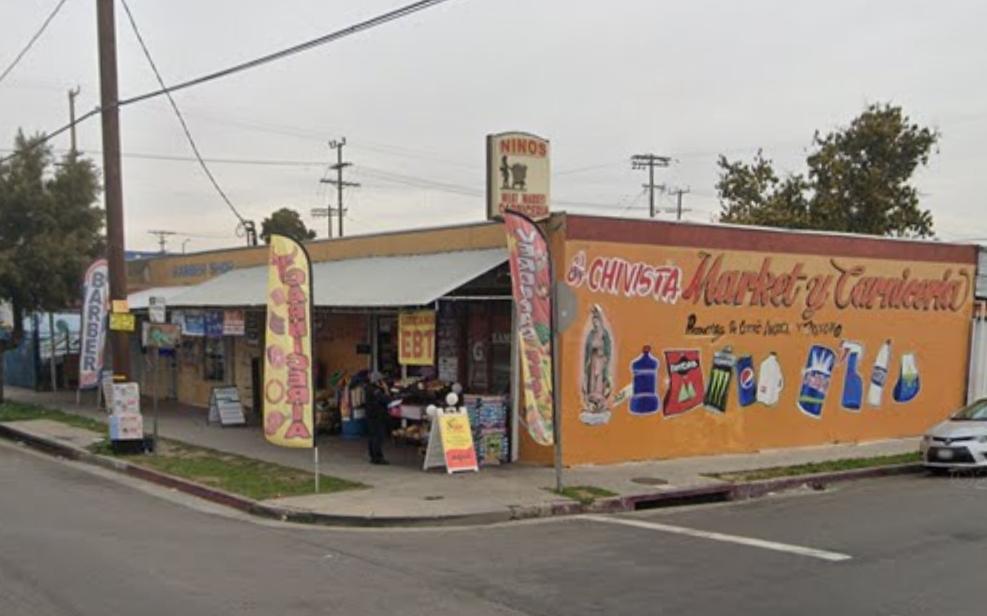 El Chivista Meat Market