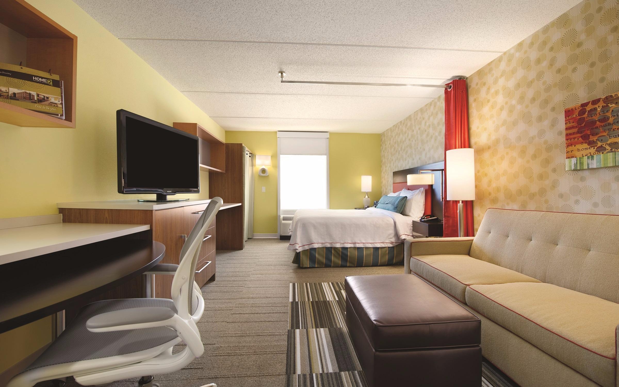 home2 suites by hilton stillwater at 306 e hall of fame. Black Bedroom Furniture Sets. Home Design Ideas