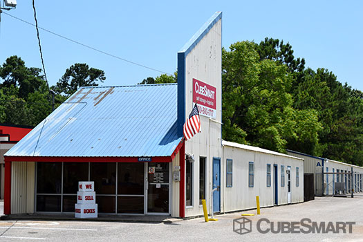 Cubesmart Self Storage In Charleston Sc 29407 Citysearch
