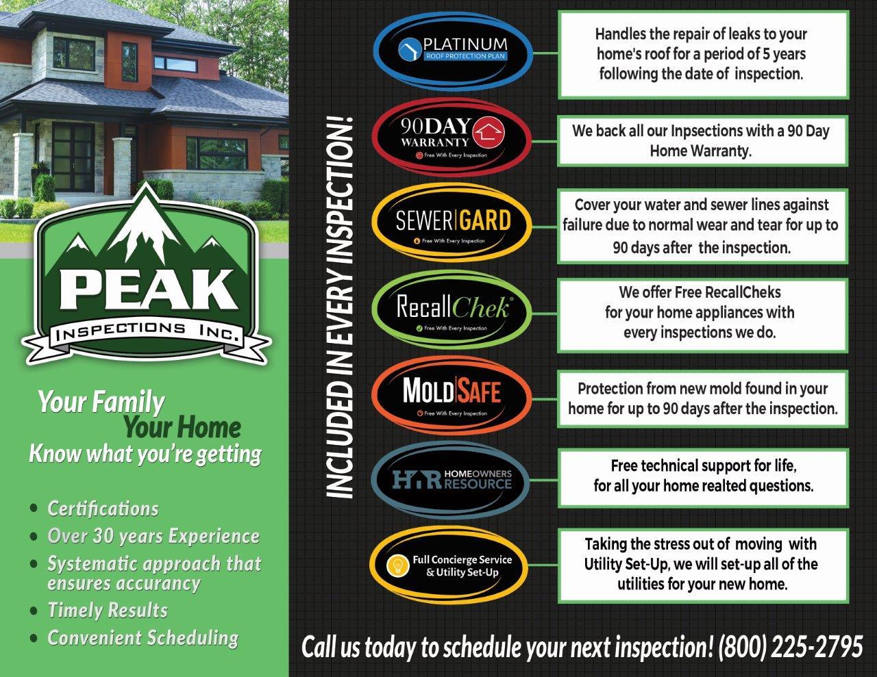 Peak Inspections Inc. image 0