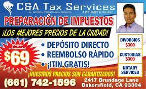 C & A Tax Service image 8