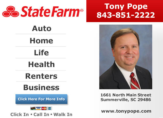 Tony Pope - State Farm Insurance Agent image 0
