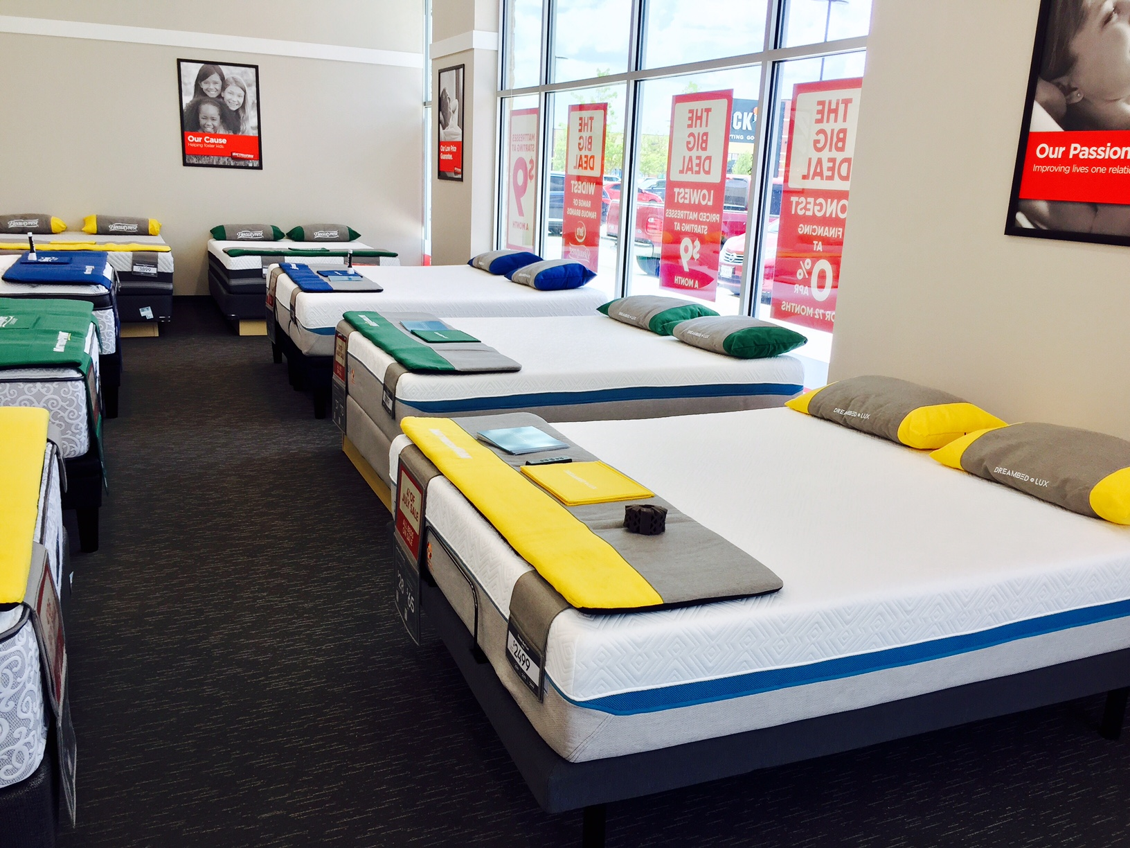 Mattress Firm Gates of Prosper image 2