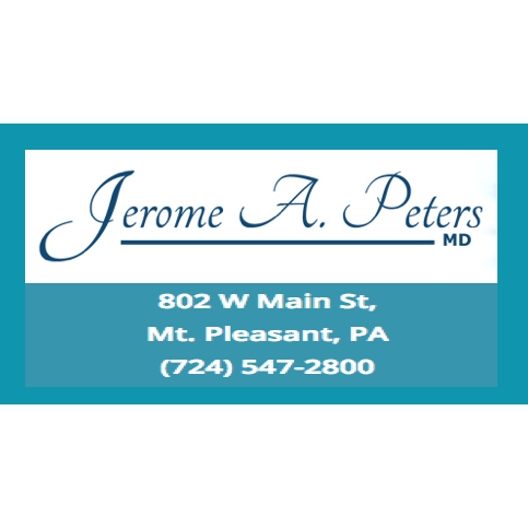 Jerome A. Peters MD