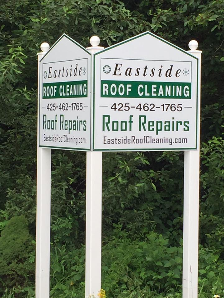 Eastside Roof Cleaning | Re-Roofing, Repair, Replacement & Maintenance image 1