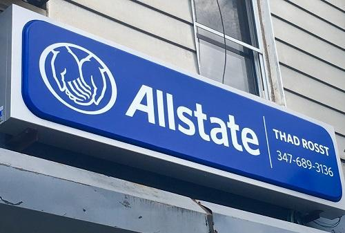 Allstate Insurance Agent: Thad Rosst image 1