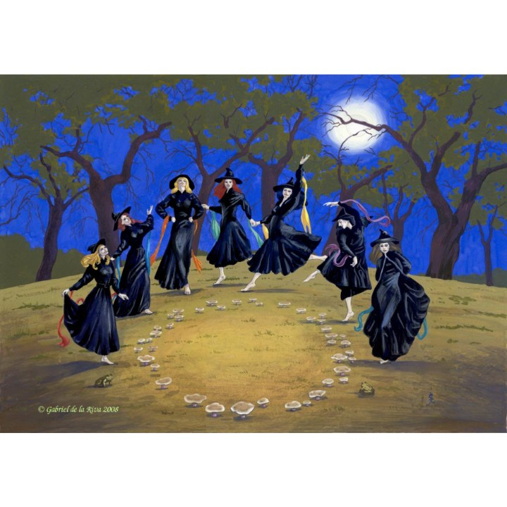Escuela de Brujas