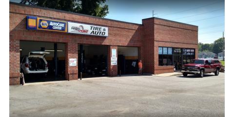 High Point Tire & Automotive image 0