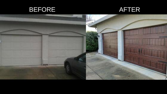 Perfect solutions garage door inc in roseville ca for Garage door repair roseville