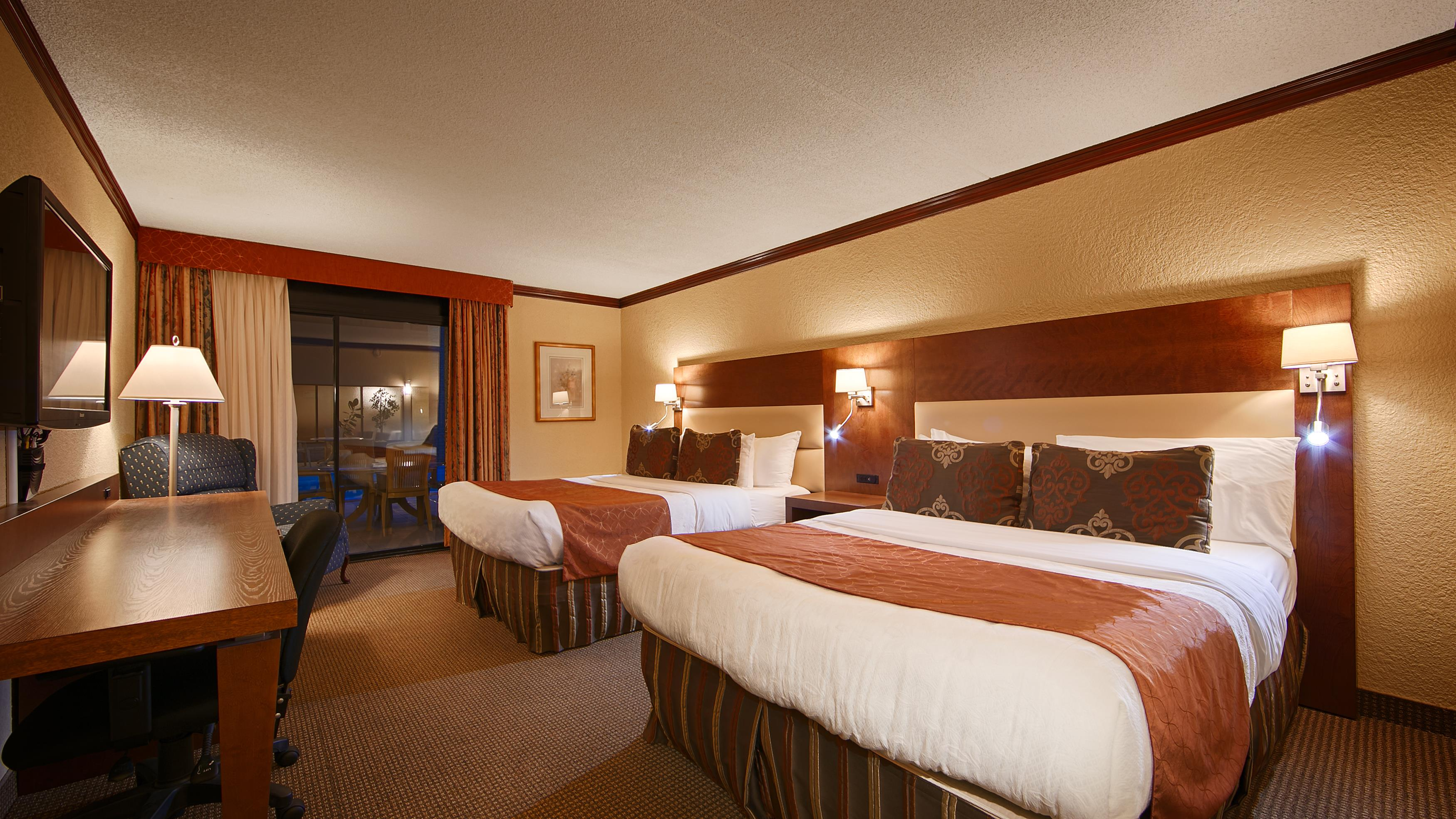 Best Western Hotel Universel Drummondville à Drummondville: 2 Queen Room