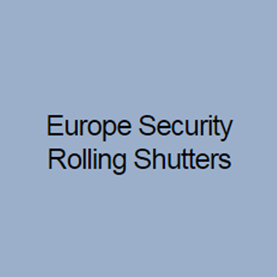 Europe Rolling Shutters