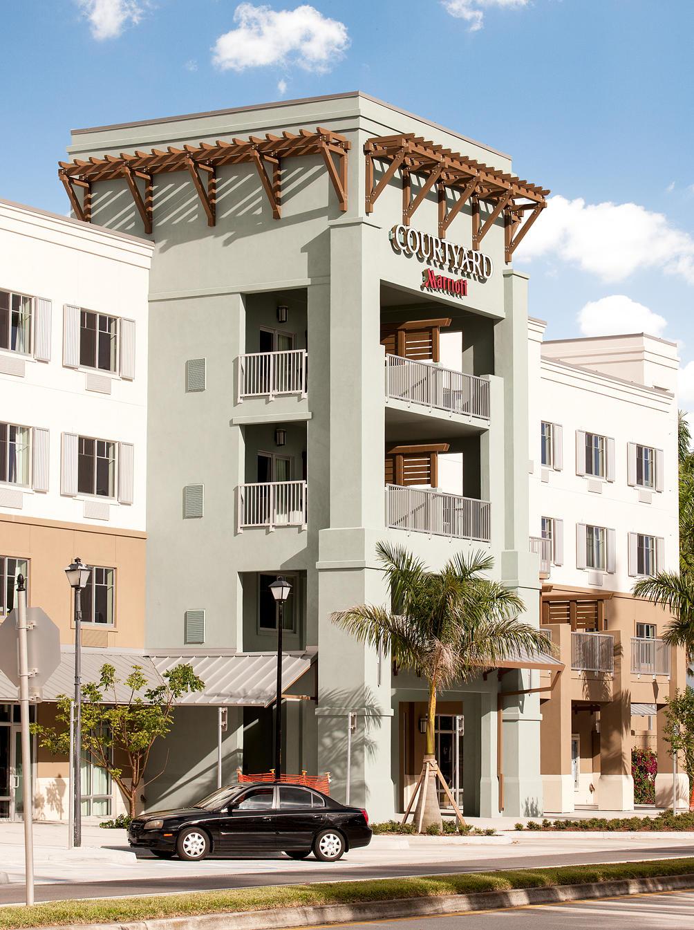 Courtyard by Marriott Palm Beach Jupiter image 0