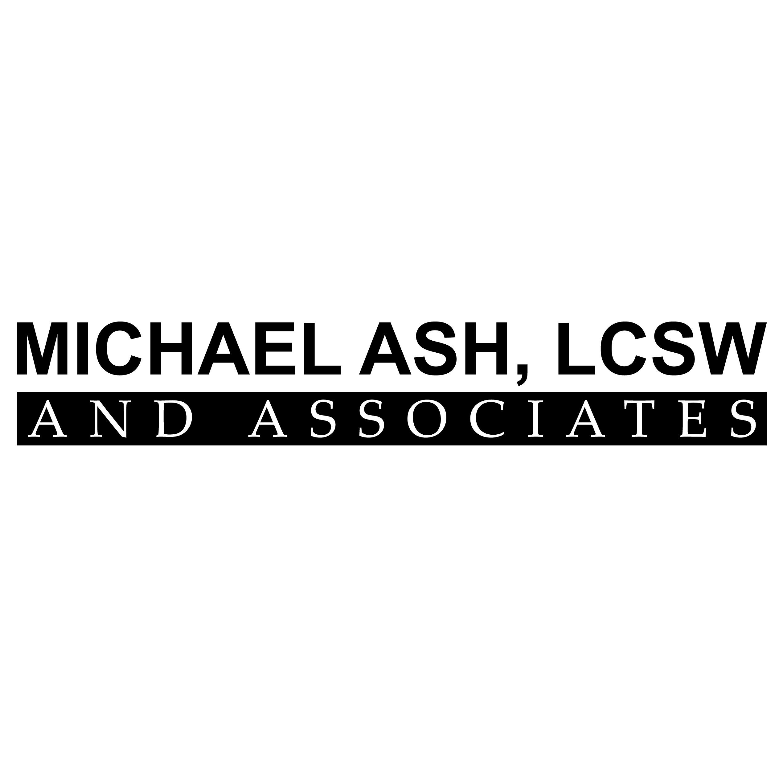Michael Ash, LCSW & Associates