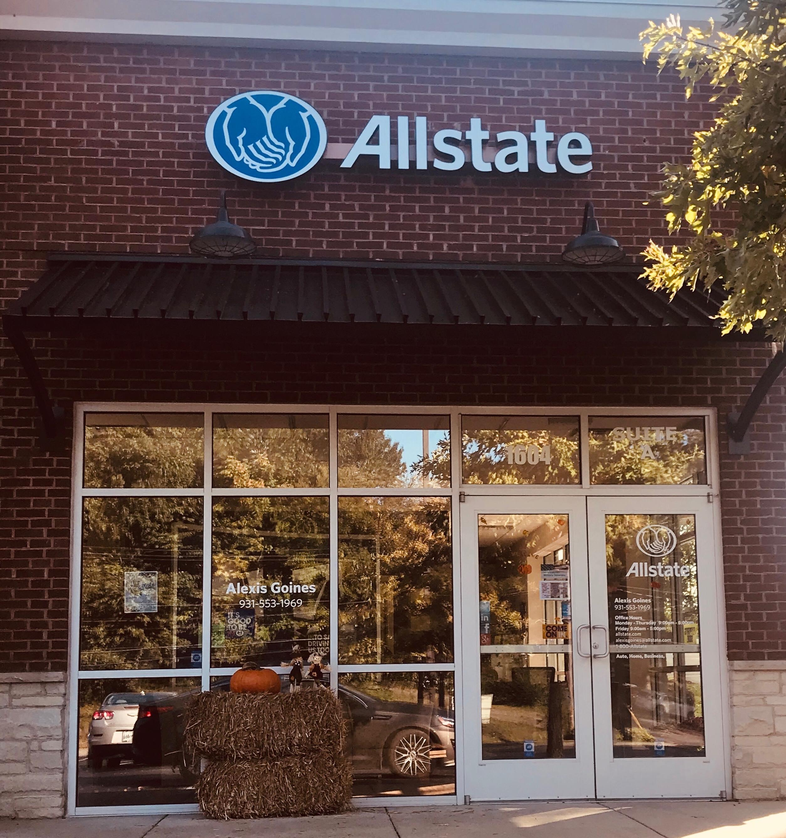 Alexis Goines: Allstate Insurance image 33