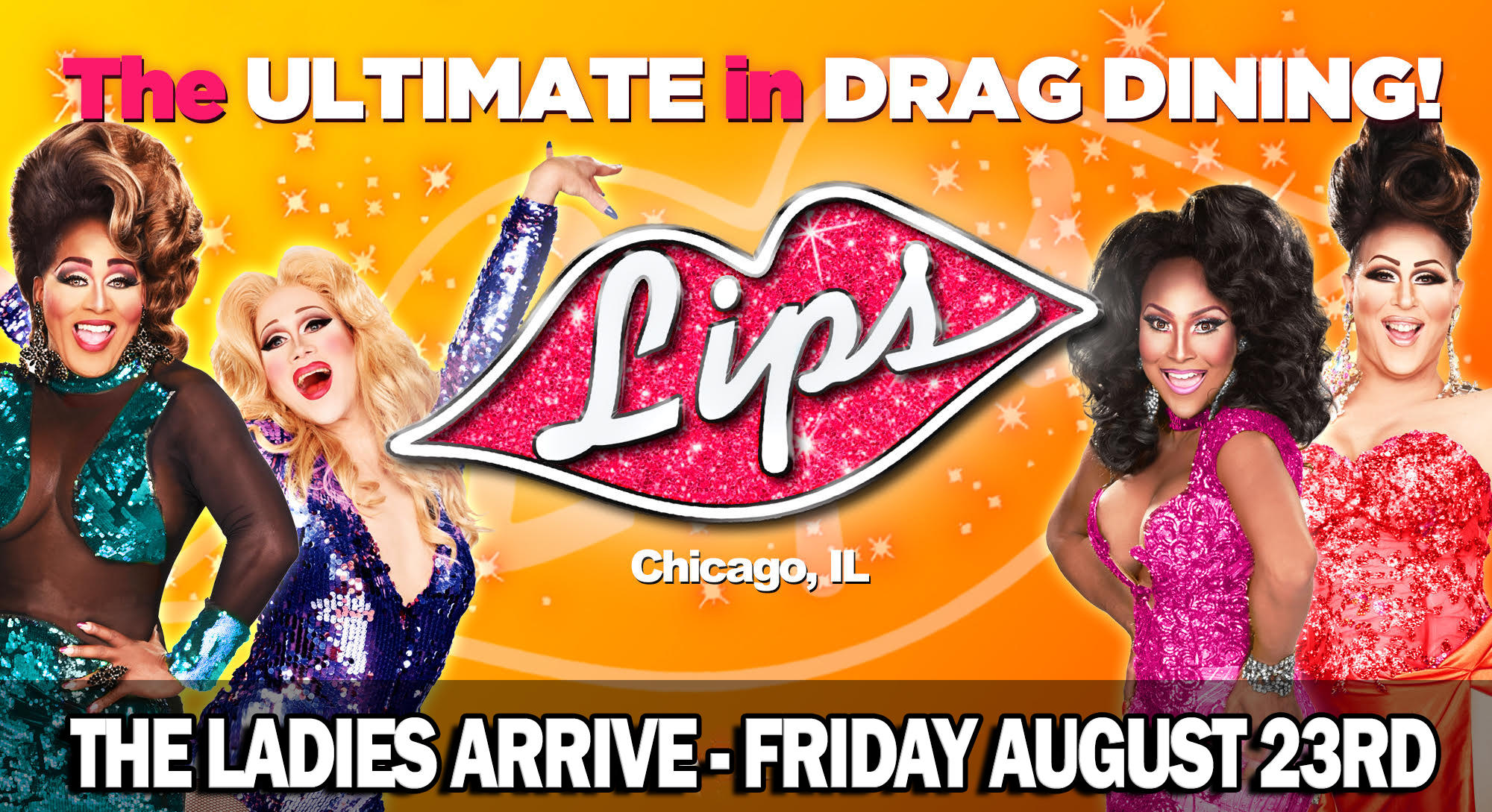 Lips Drag Queen Show Palace, Restaurant & Bar image 1