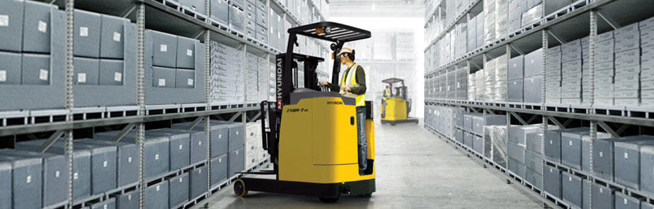 New Specialty Lift Truck Inc image 0