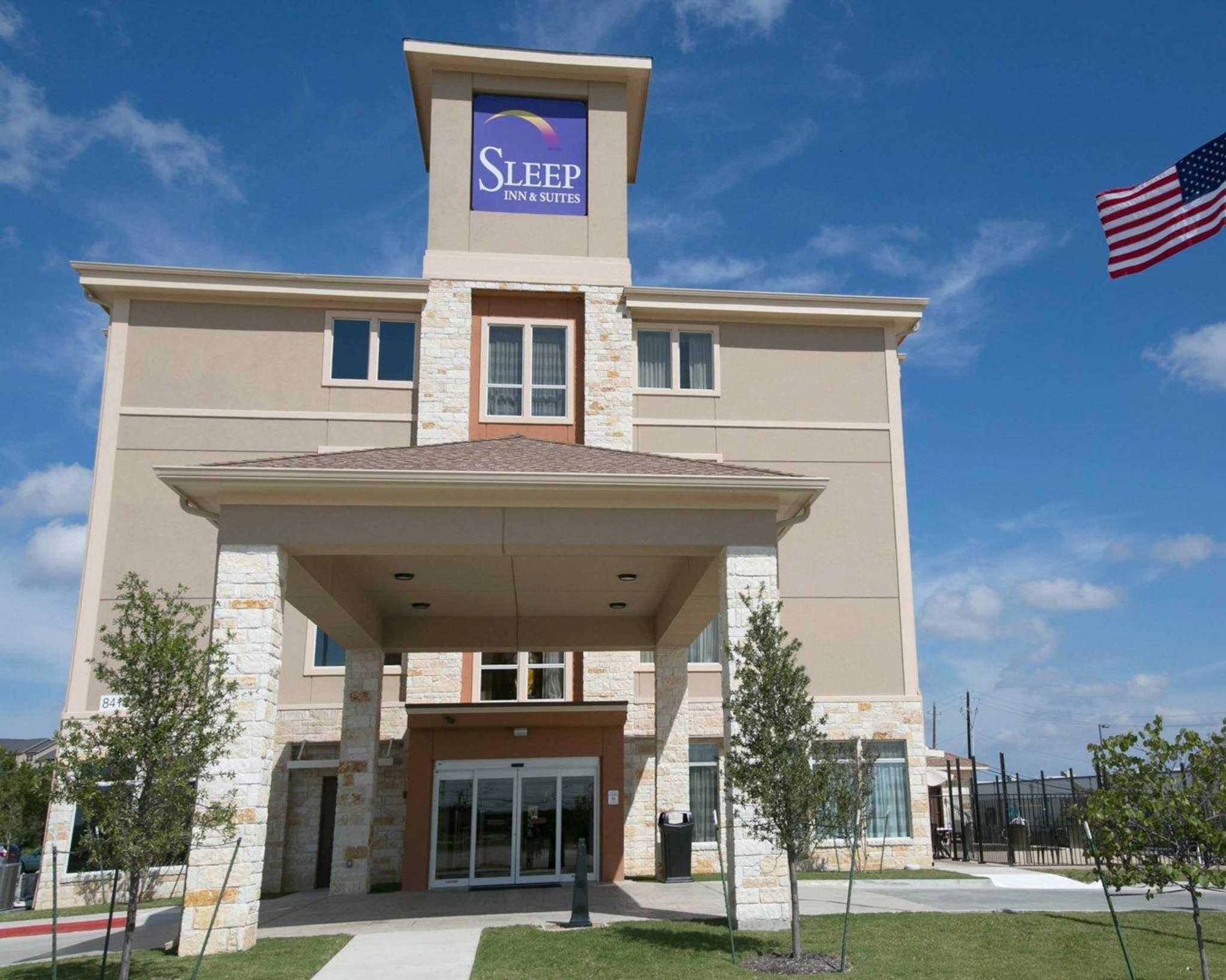 Sleep Inn & Suites Austin - Northeast image 1