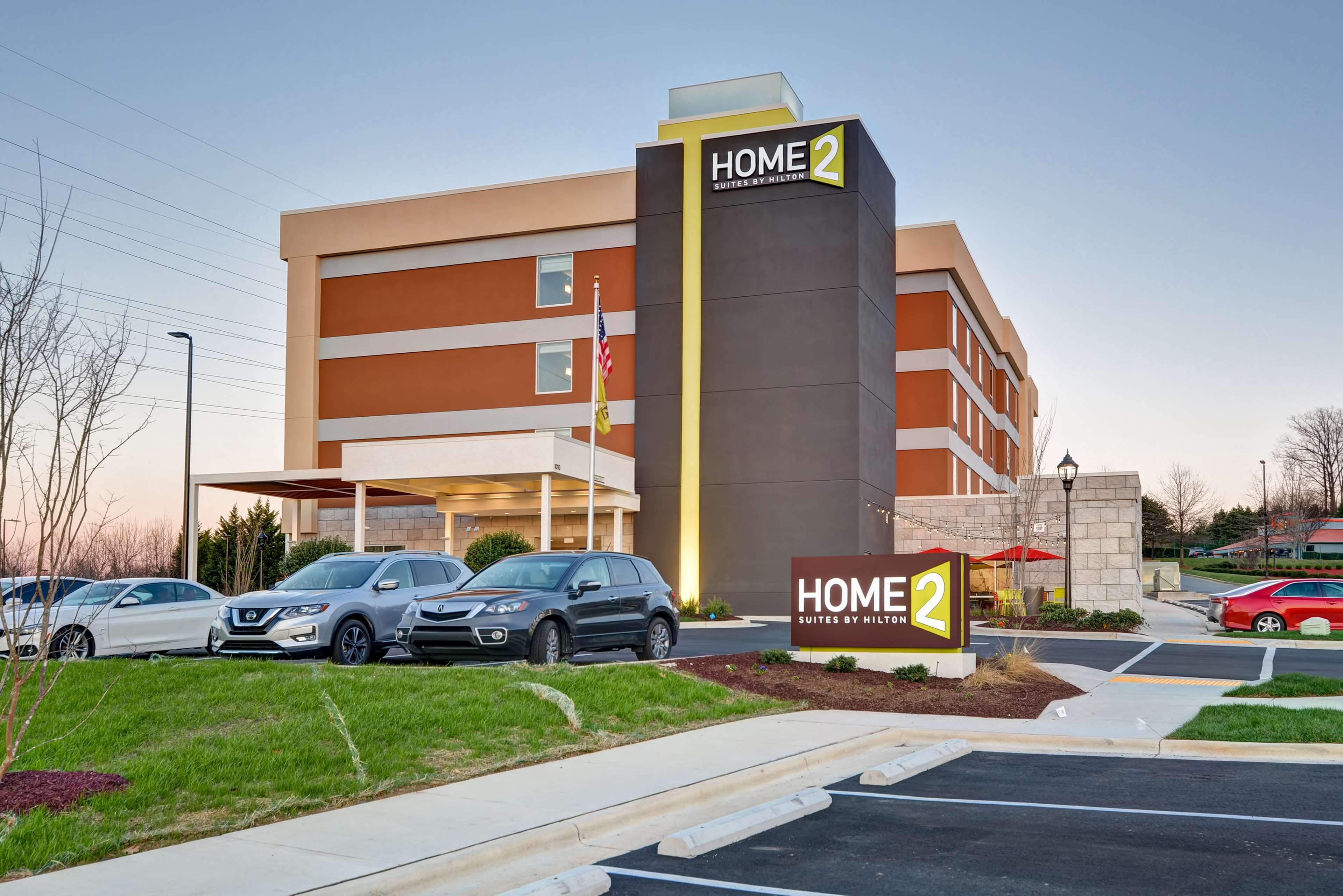 Home2 Suites by Hilton Winston-Salem Hanes Mall image 5