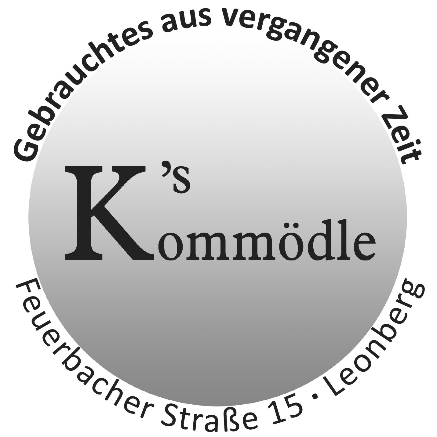 Logo von s' Kommödle