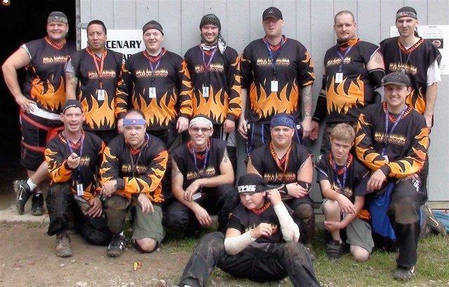 Hell Survivors Paintball image 1
