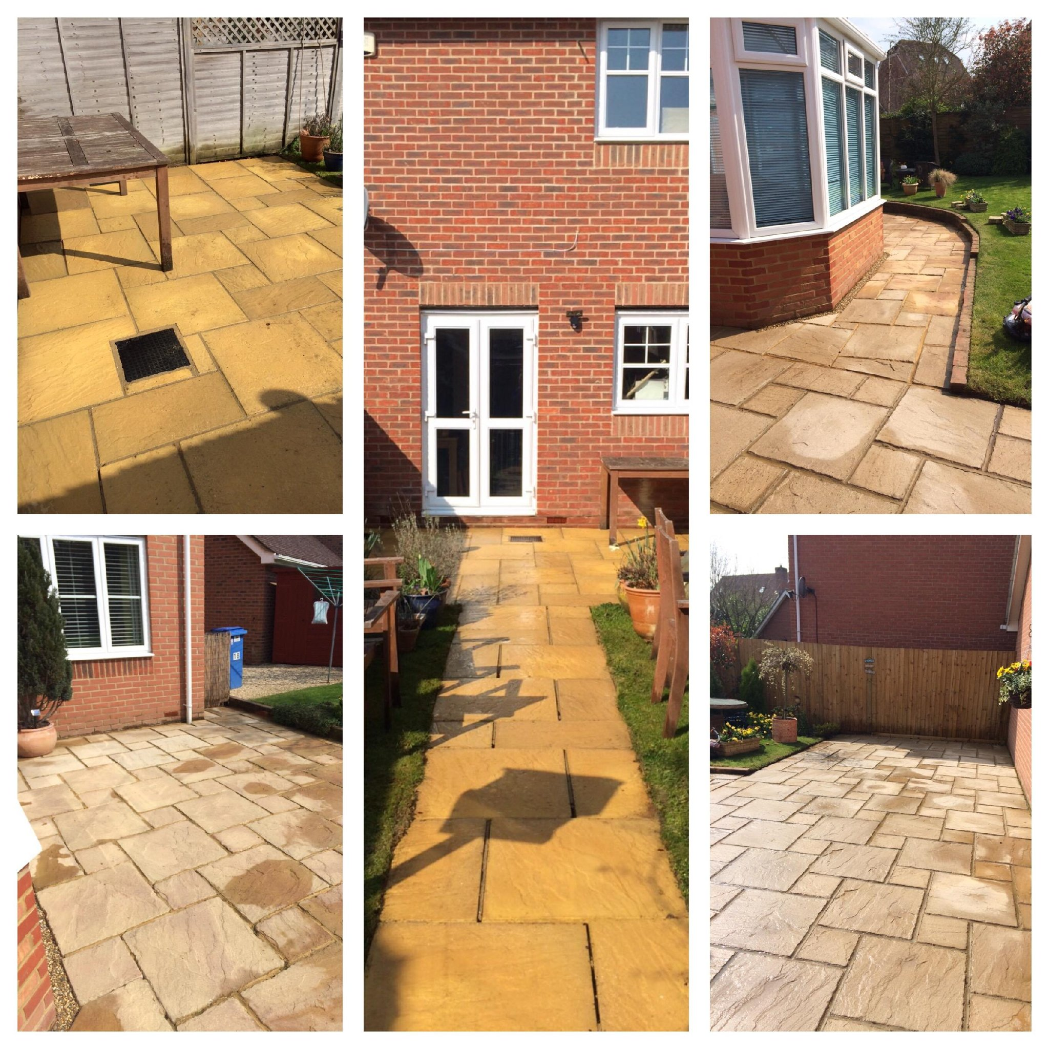 Home garden cleaning services in camberley infobel for Garden cleaning services