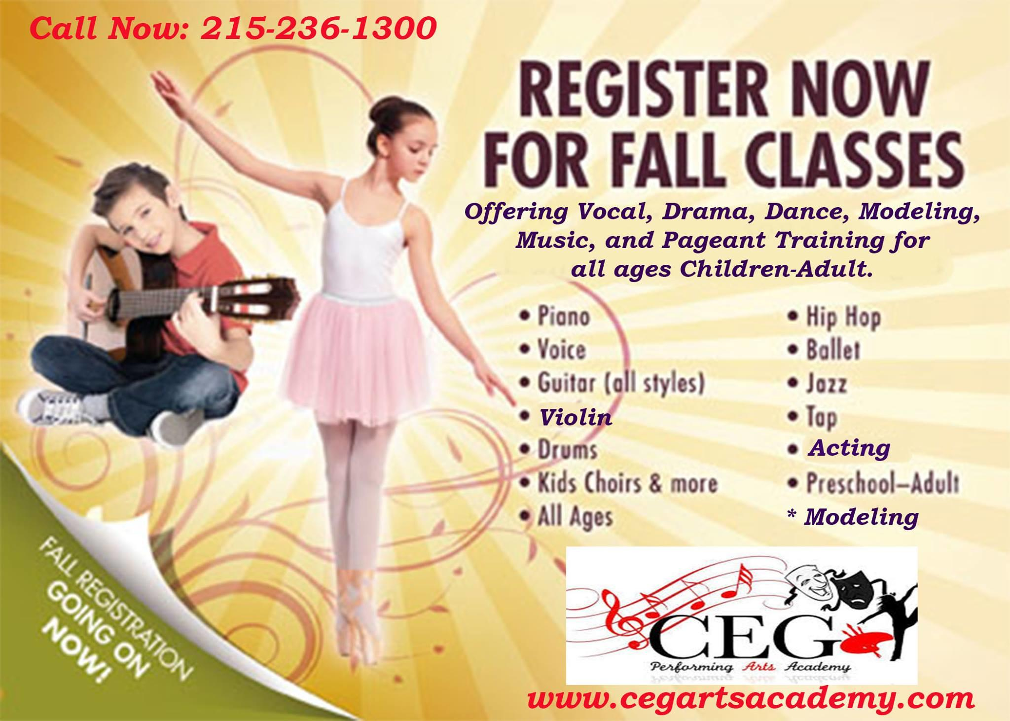 CEG Performing Arts Academy