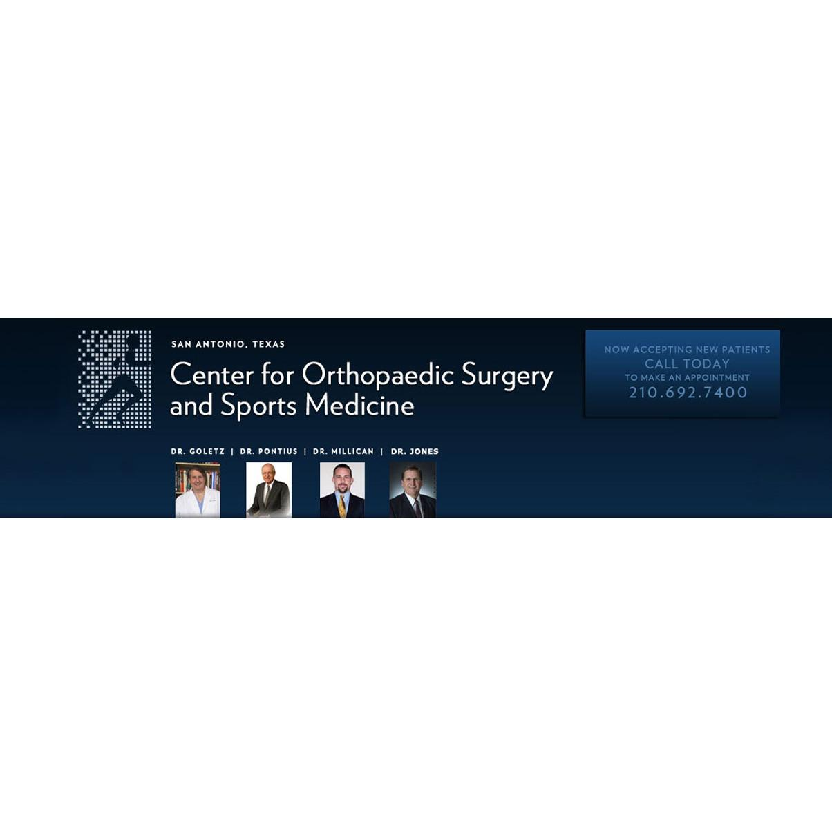 Center for Orthopaedic Surgery & Sports Medicine