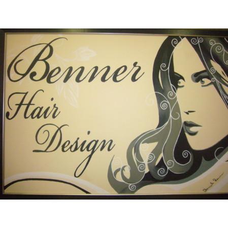 Logo von Benner Hair & Beauty