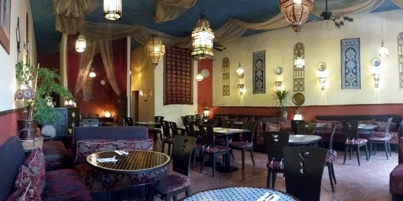Oasis Restaurant & Catering - San Luis Obispo, CA