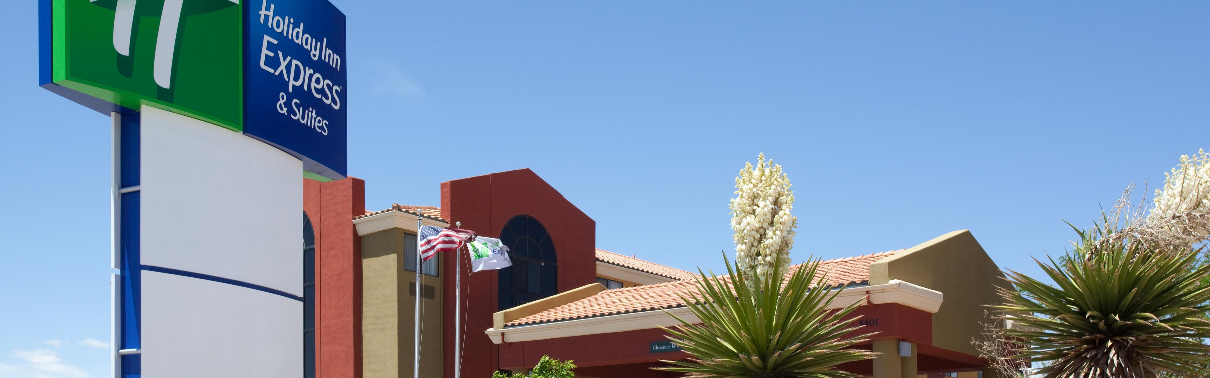 Holiday Inn Express & Suites Albuquerque-N. Balloon Fsta Pk image 0
