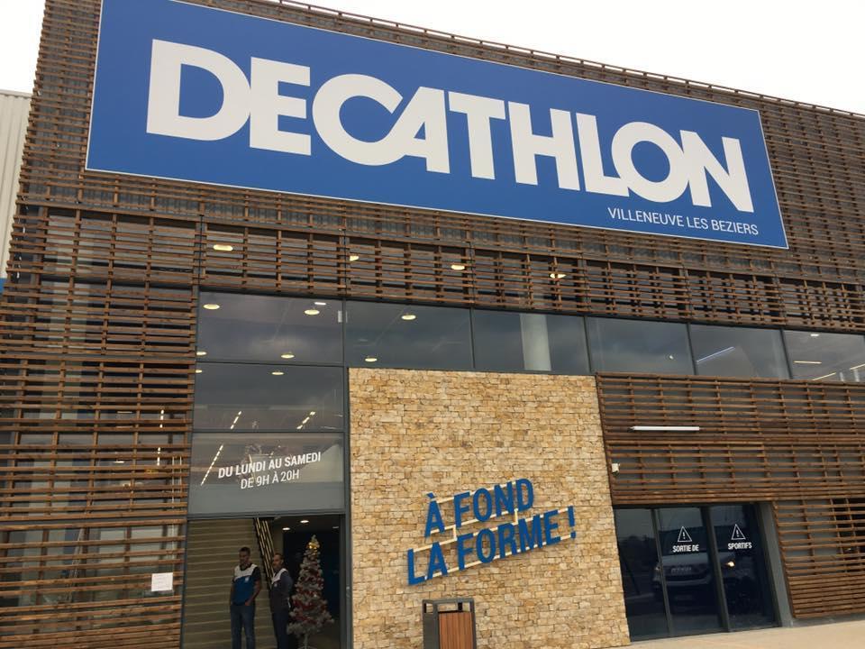 Decathlon Villeneuve les Béziers