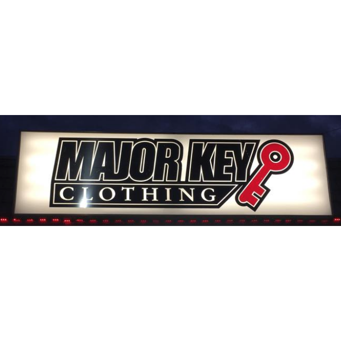 Major Key Clothing - Roanoke, VA - Apparel Stores