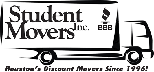 Student Movers Truck with Logo