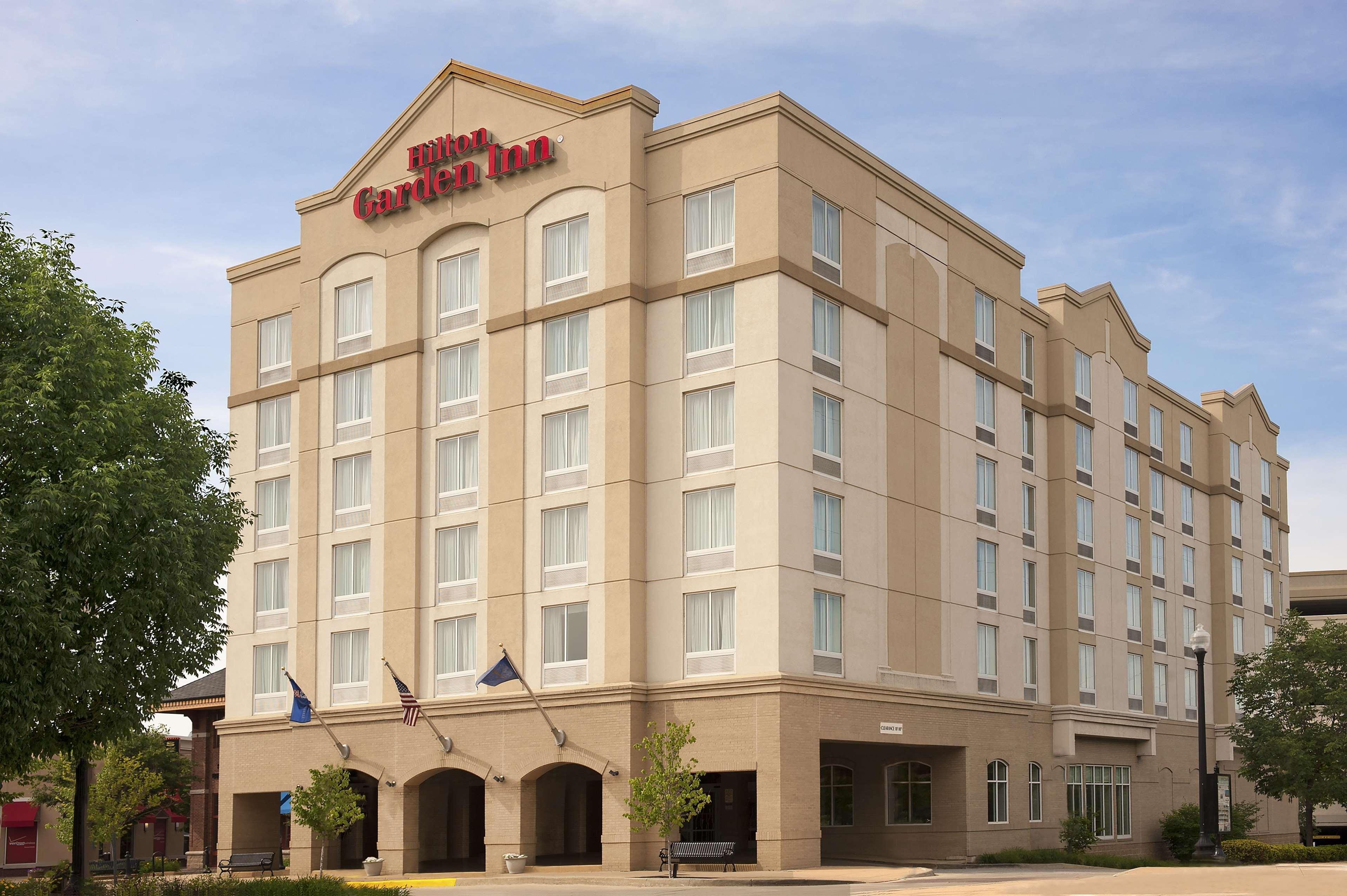 Hilton Garden Inn West Lafayette Wabash Landing image 1