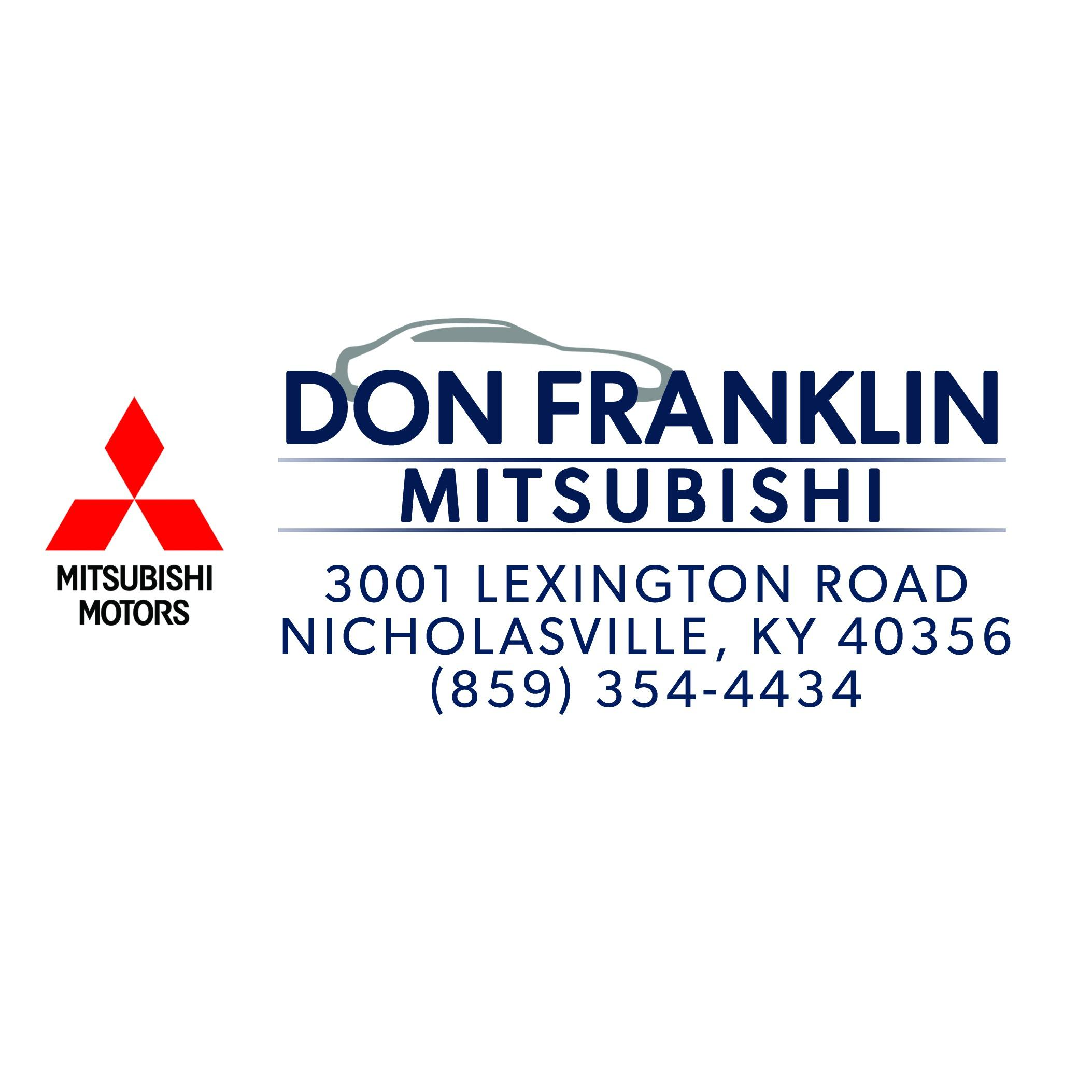 Don Franklin Mitsubishi