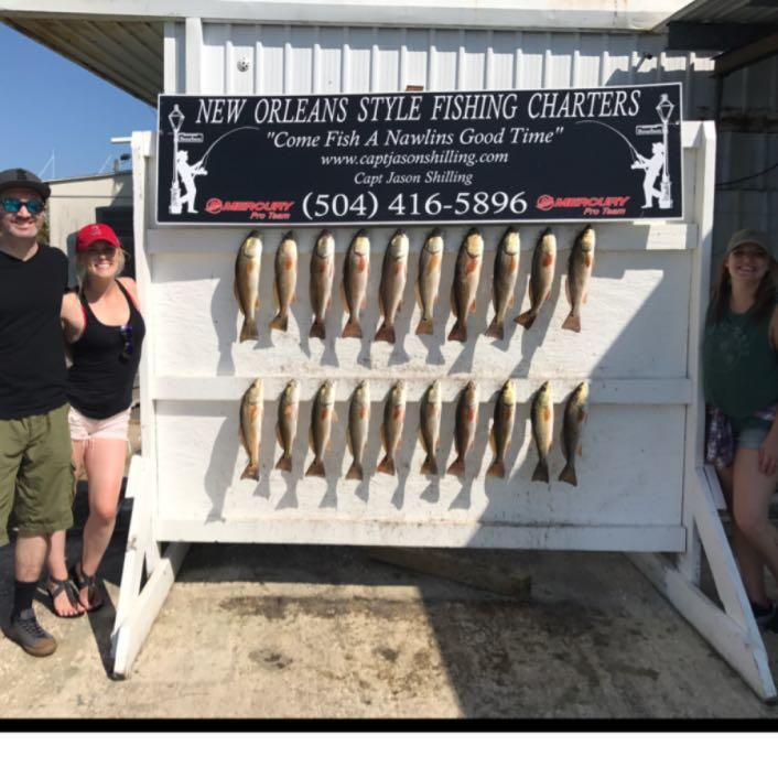 New Orleans Style Fishing Charters LLC image 19