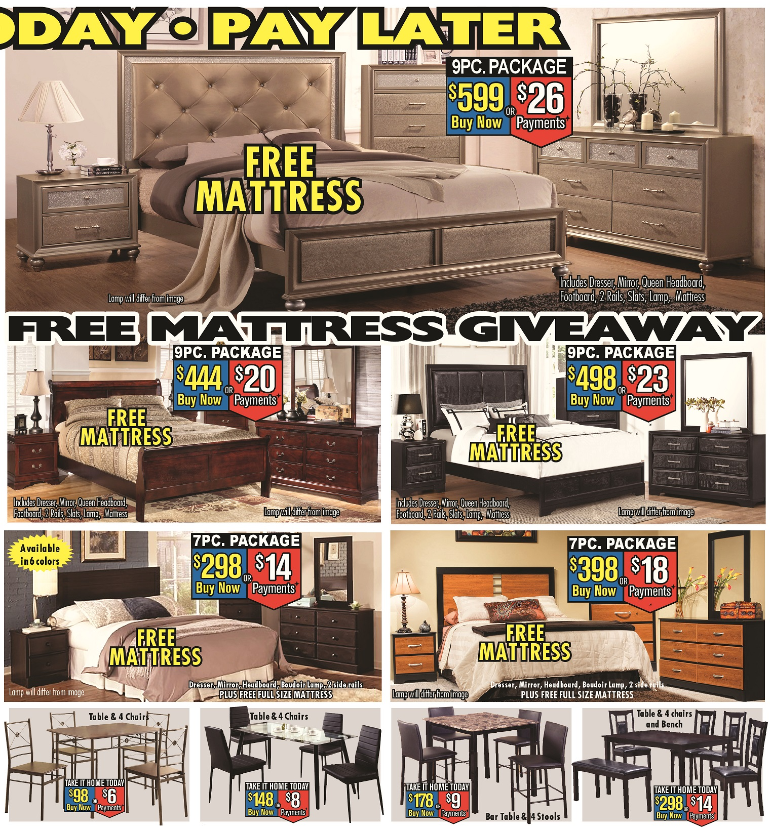 Price Busters Discount Furniture Furniture Store