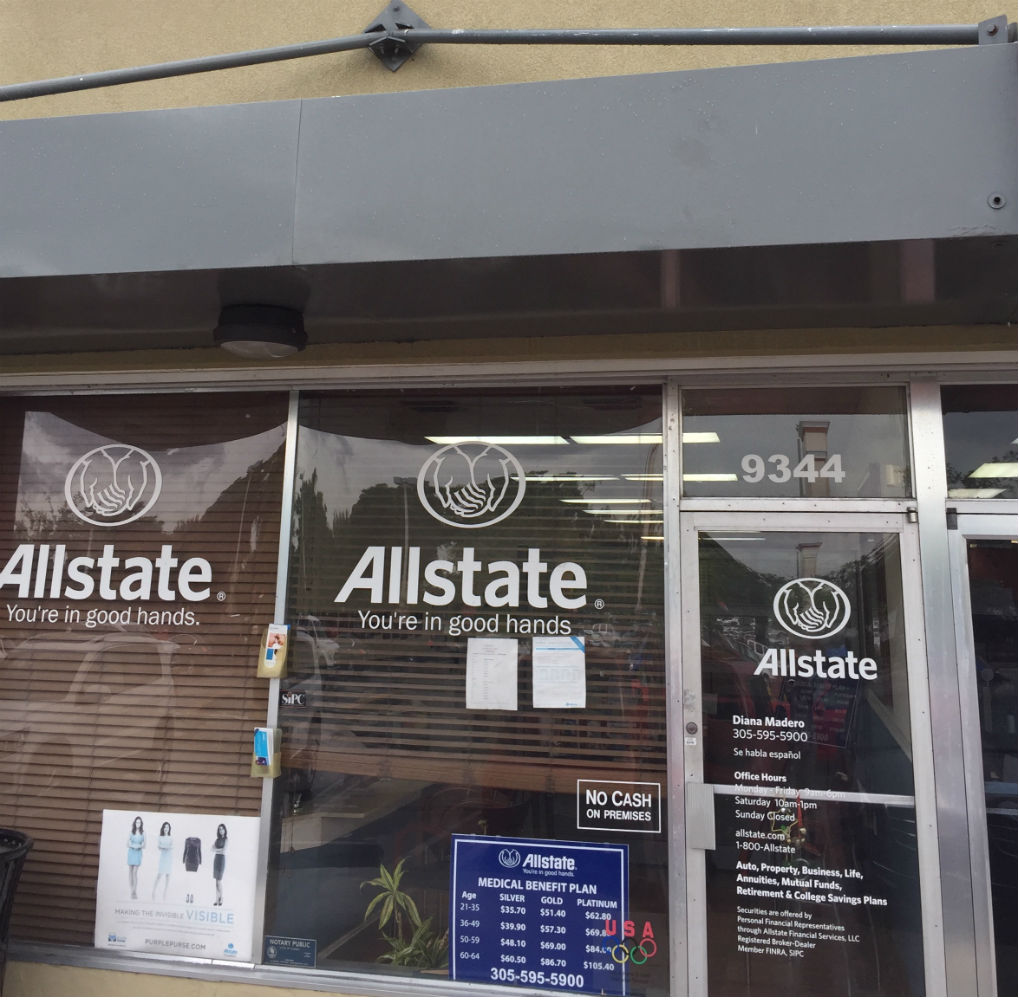 Allstate Insurance Agent: Diana Madero