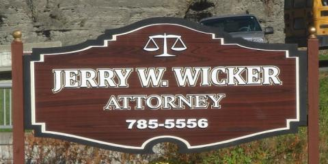 Jerry W. Wicker Law Offices