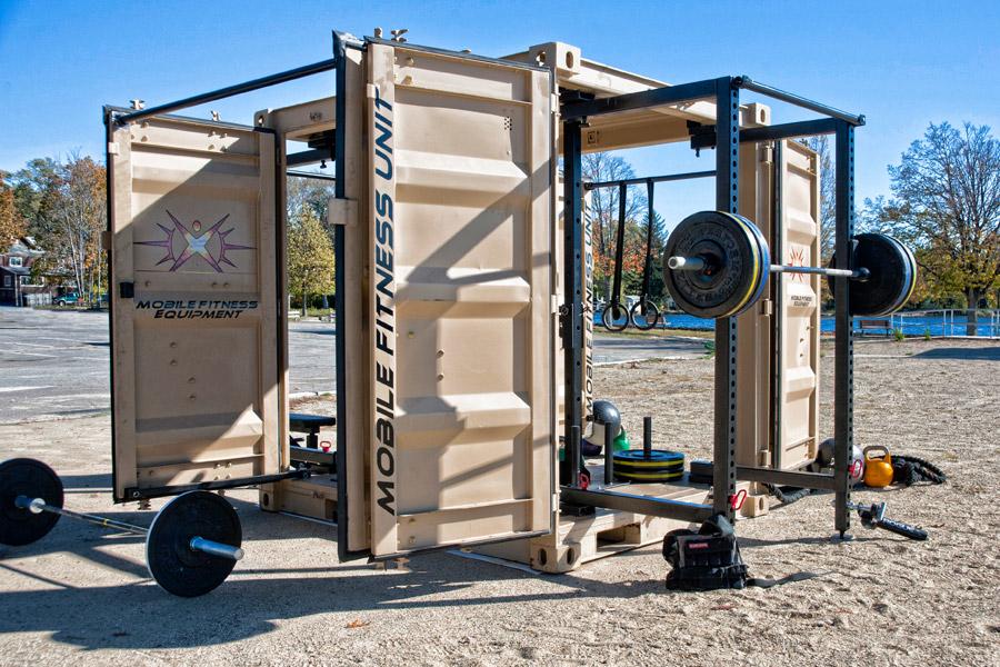 Mobile Fitness Equipment image 9
