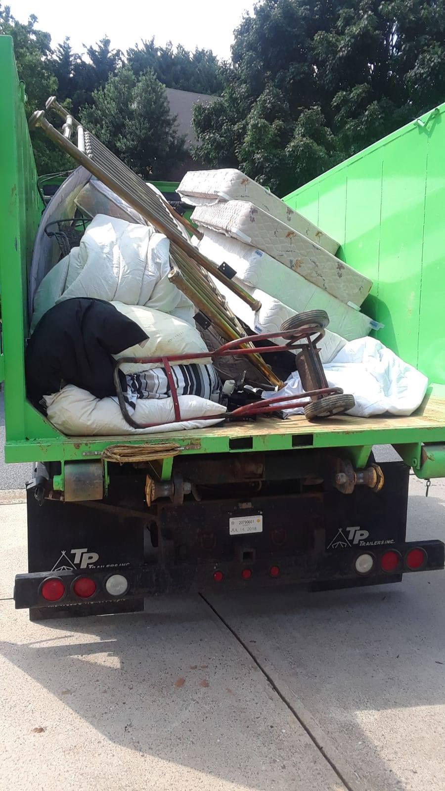 White Gloves Junk Removal & Dumpster Rental