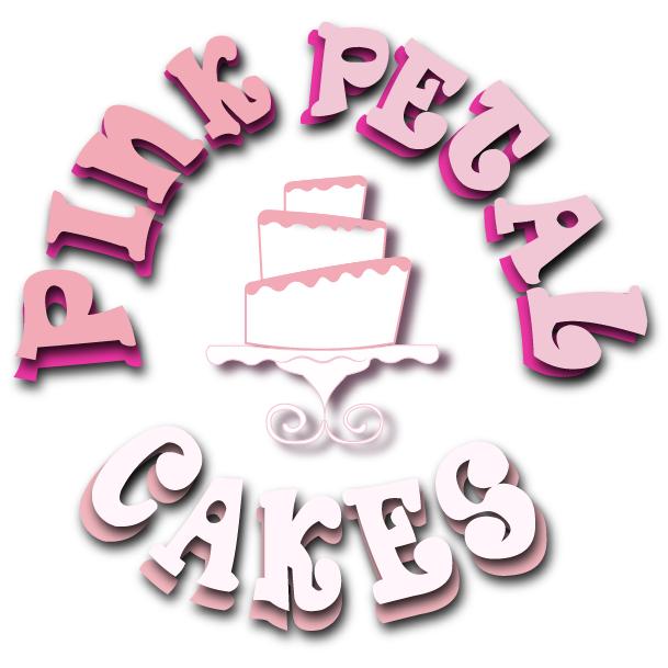 Pink Petal Cakes