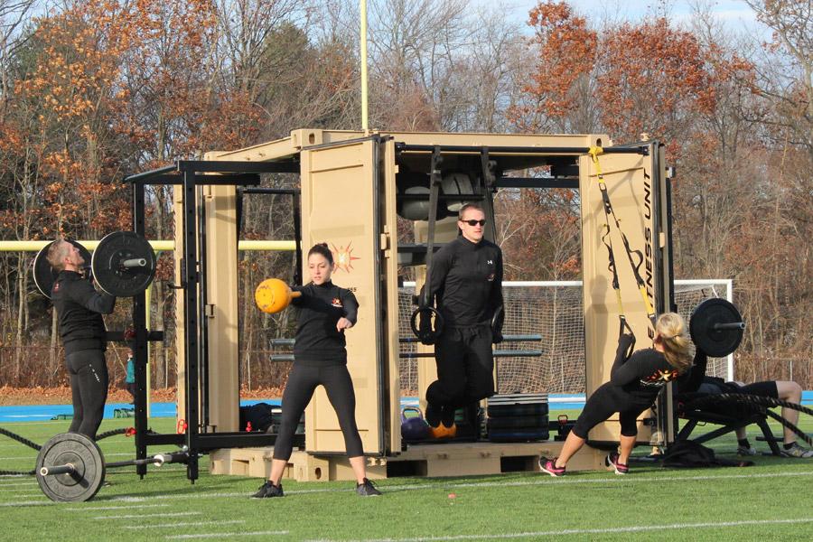 Mobile Fitness Equipment image 2