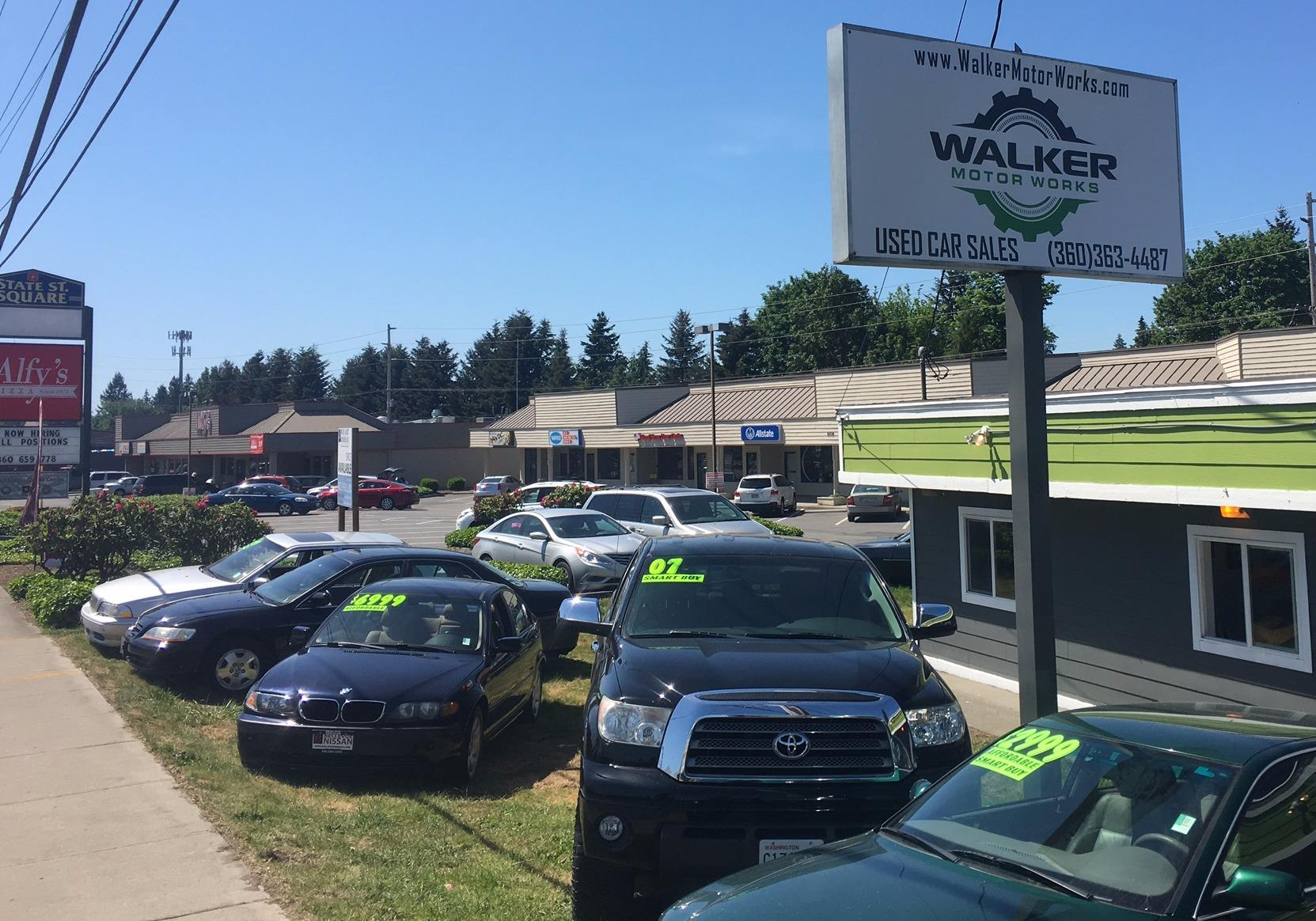 Walker Motor Works Coupons Near Me In Marysville 8coupons