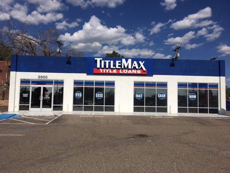 TitleMax Title Loans - Loan Agency - Albuquerque, NM 87110