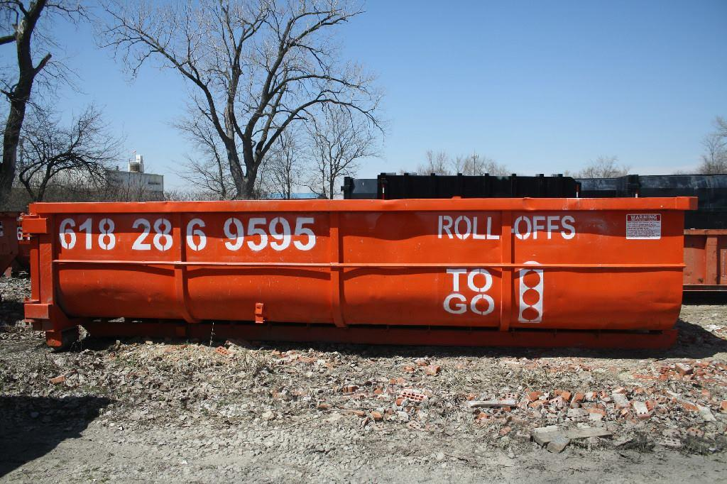 Roll Offs To Go Dumpster Service image 0