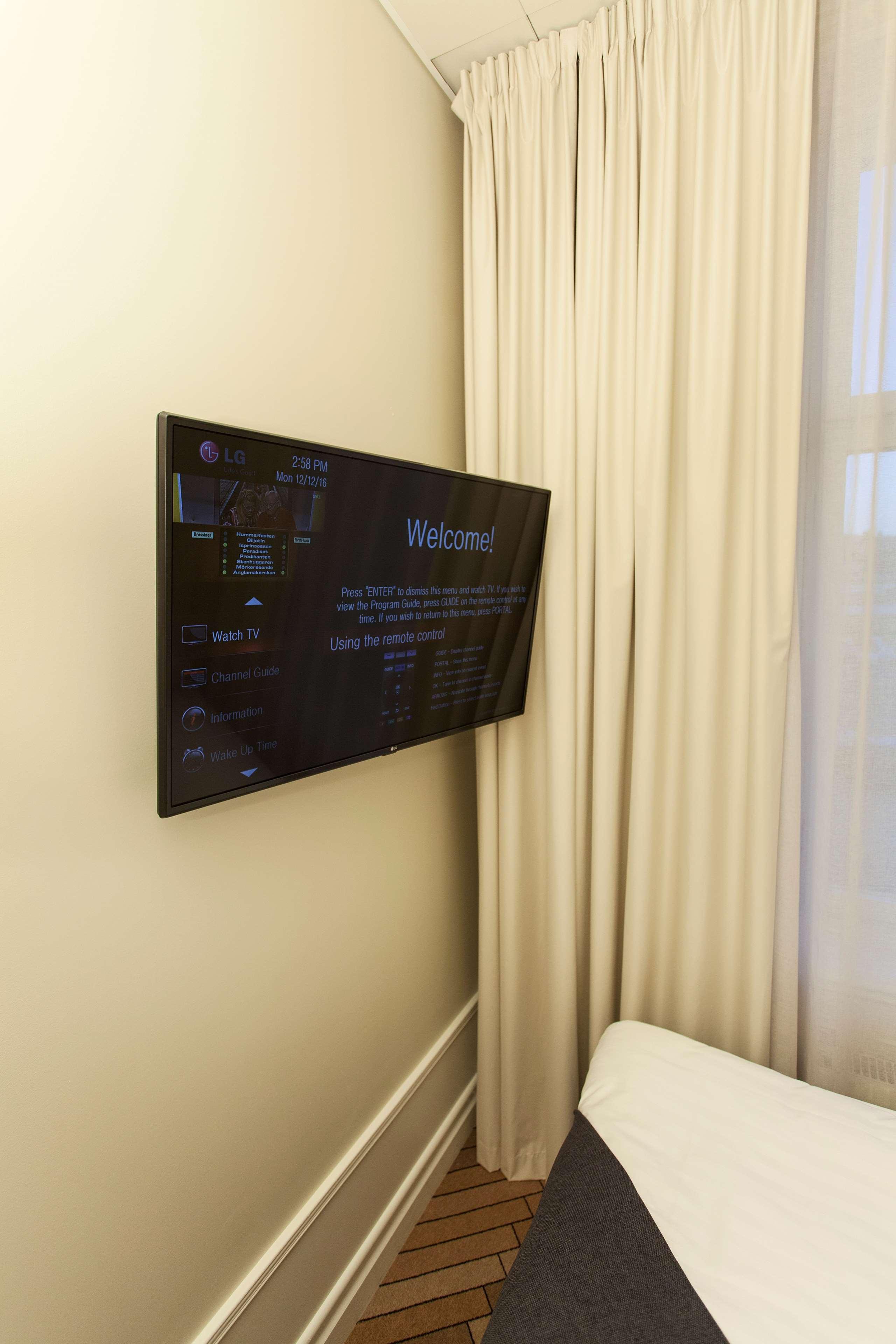 Baltic Hotel singelroom