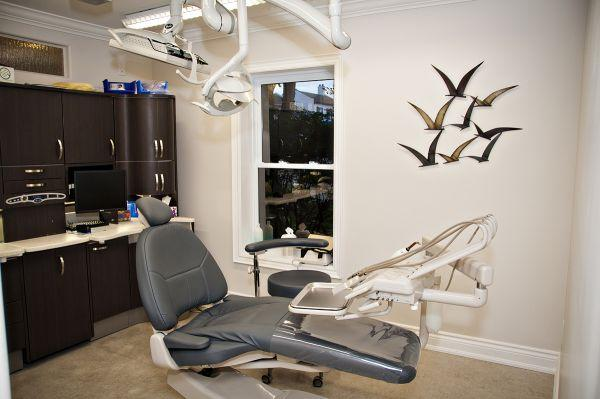 Ra Campbell Dentistry in Bowmanville: Relax and watch TV while you are having your treatment
